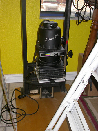 New enlarger